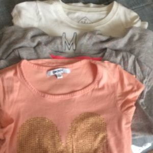 Other - Girls short sleeve tops